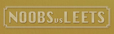 Multimedia: Noobs vs. Leets