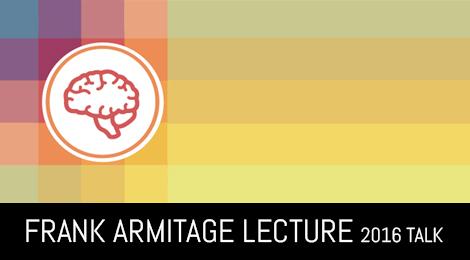 Frank Armitage Lecture Talk 2016